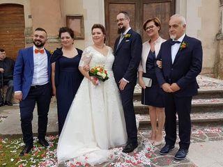 Le nozze di Jennifer e Matteo Rizzetto  1
