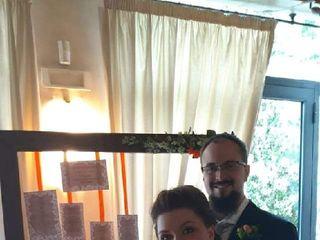 Le nozze di Jennifer e Matteo Rizzetto  2
