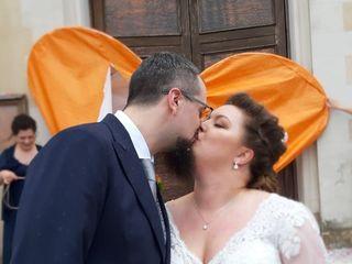 Le nozze di Jennifer e Matteo Rizzetto  3