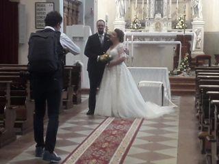 Le nozze di Jennifer e Matteo Rizzetto