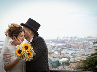 Le nozze di Eugenia e Matteo