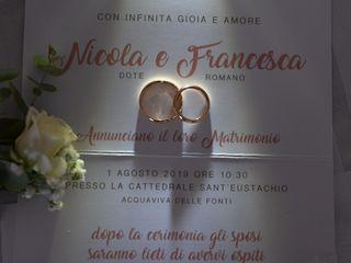 Le nozze di Francesca e Nicola 2