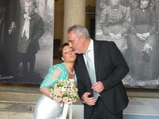 Le nozze di Marzia e Franco