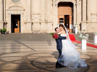 Le nozze di Clara e Claudio