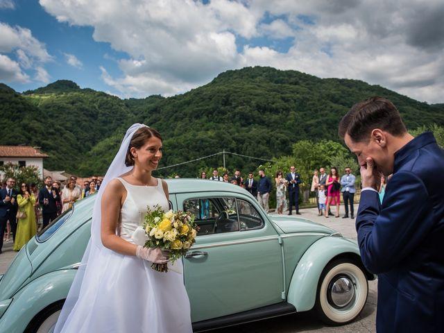Il matrimonio di Pietro e Alice a Arcugnano, Vicenza 10