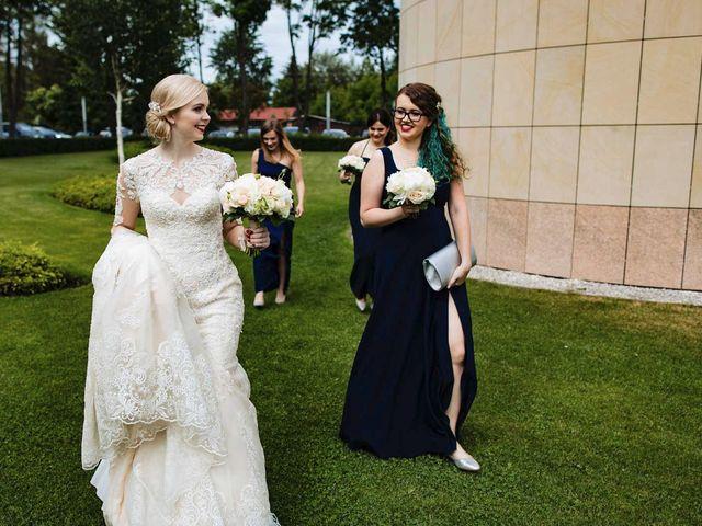 Il matrimonio di Brandon e Paulina a Arezzo, Arezzo 32