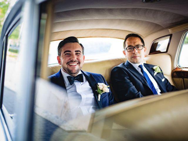 Il matrimonio di Brandon e Paulina a Arezzo, Arezzo 42