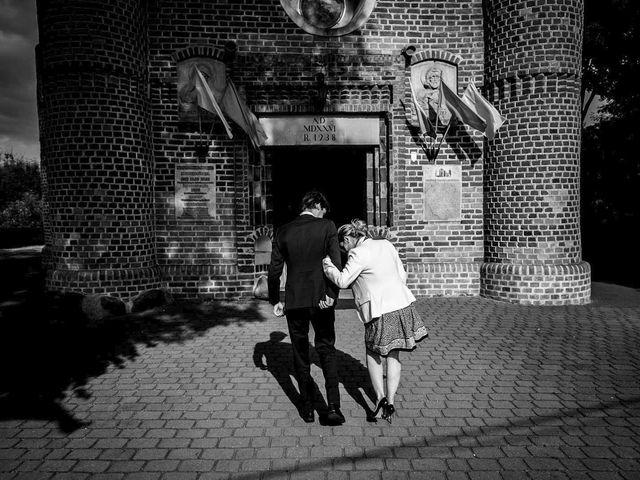 Il matrimonio di Brandon e Paulina a Arezzo, Arezzo 46
