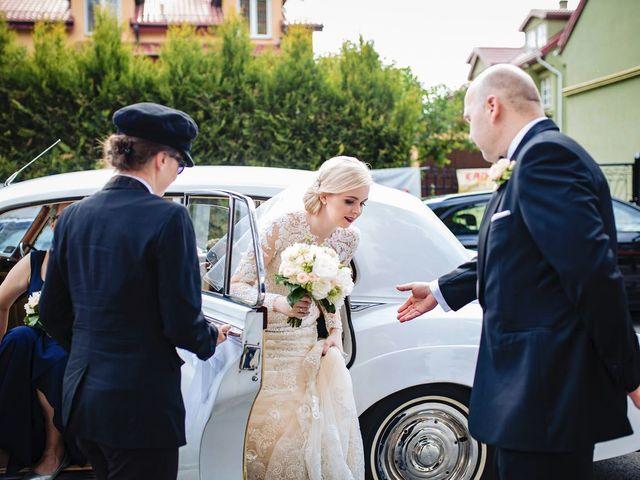 Il matrimonio di Brandon e Paulina a Arezzo, Arezzo 50