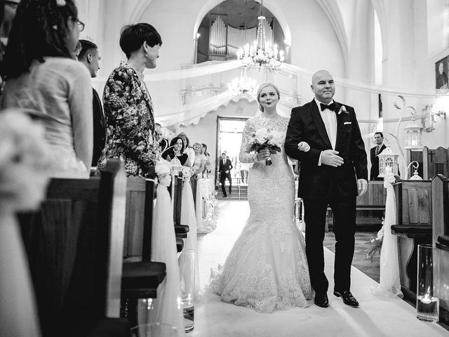 Il matrimonio di Brandon e Paulina a Arezzo, Arezzo 52