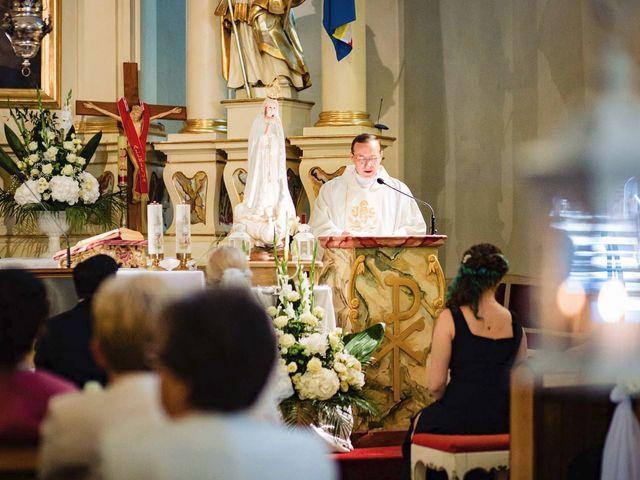 Il matrimonio di Brandon e Paulina a Arezzo, Arezzo 54