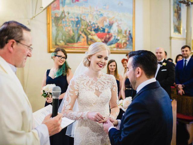 Il matrimonio di Brandon e Paulina a Arezzo, Arezzo 56