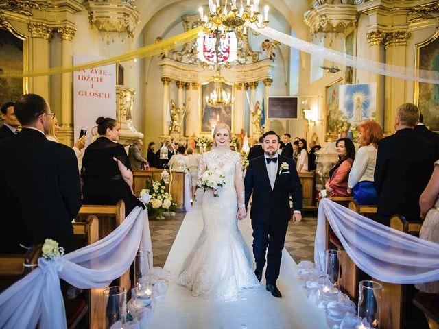 Il matrimonio di Brandon e Paulina a Arezzo, Arezzo 58