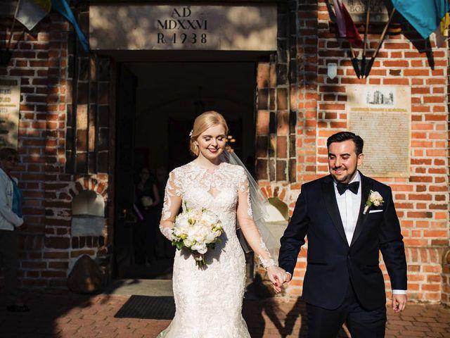 Il matrimonio di Brandon e Paulina a Arezzo, Arezzo 59