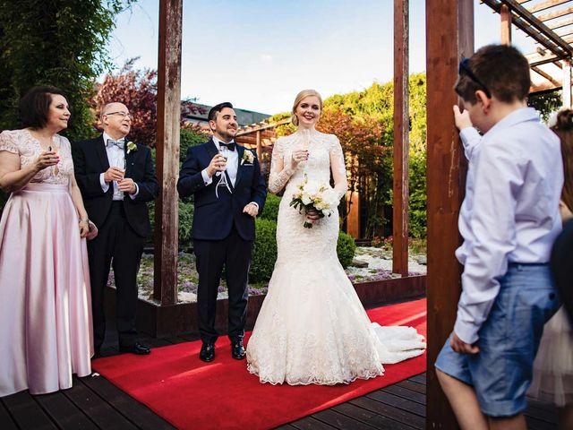 Il matrimonio di Brandon e Paulina a Arezzo, Arezzo 70