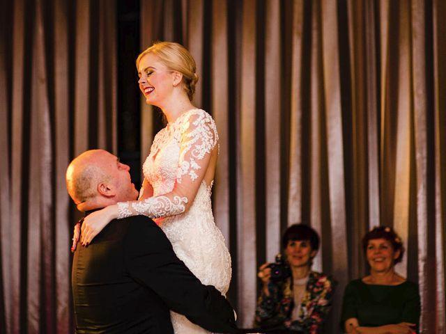 Il matrimonio di Brandon e Paulina a Arezzo, Arezzo 86
