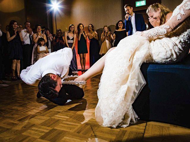 Il matrimonio di Brandon e Paulina a Arezzo, Arezzo 93