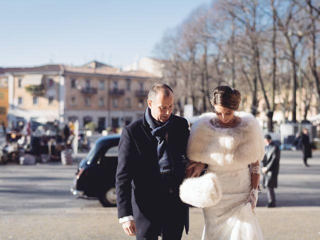 Il matrimonio di Marco e Martina a Verona, Verona 30