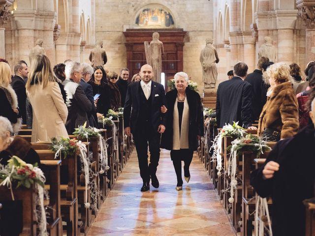 Il matrimonio di Marco e Martina a Verona, Verona 31