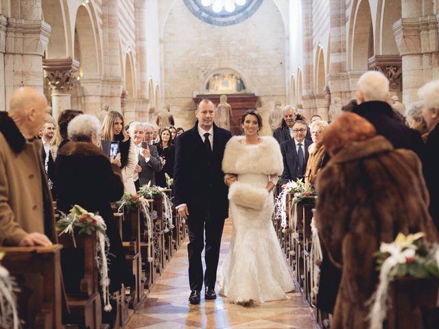 Il matrimonio di Marco e Martina a Verona, Verona 33