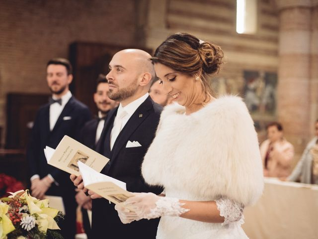 Il matrimonio di Marco e Martina a Verona, Verona 34