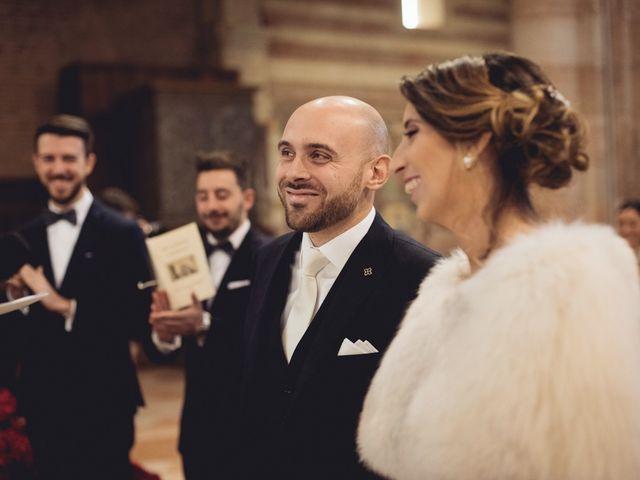 Il matrimonio di Marco e Martina a Verona, Verona 35