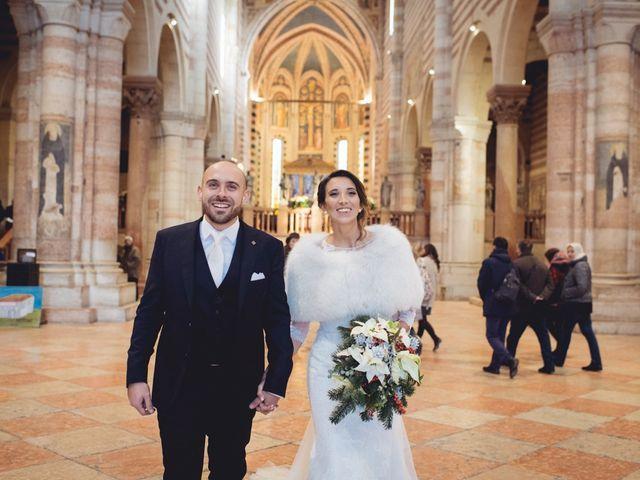 Il matrimonio di Marco e Martina a Verona, Verona 38