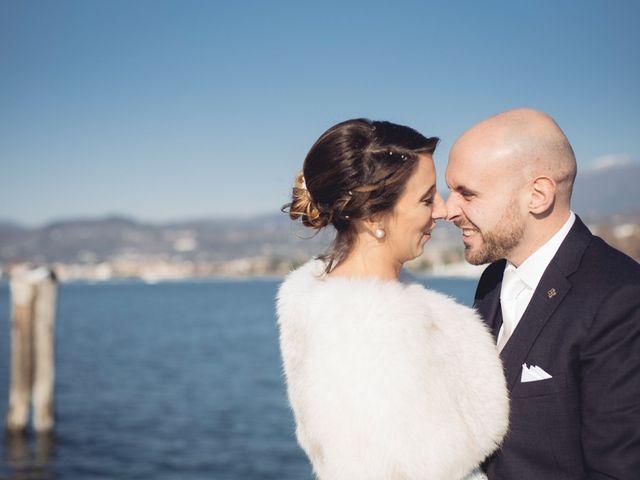 Il matrimonio di Marco e Martina a Verona, Verona 52