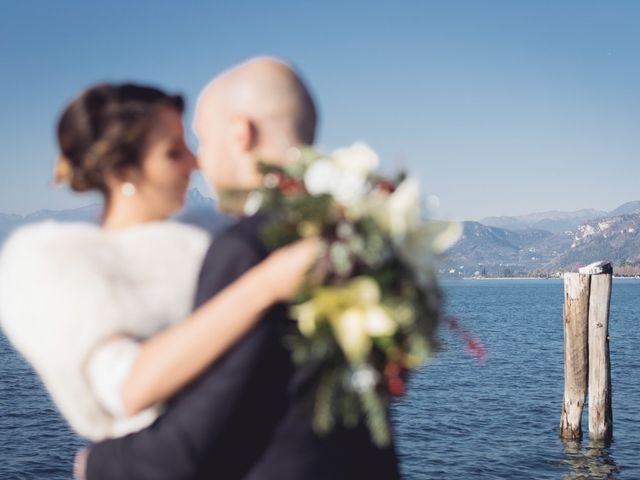 Il matrimonio di Marco e Martina a Verona, Verona 54