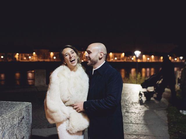 Il matrimonio di Marco e Martina a Verona, Verona 76