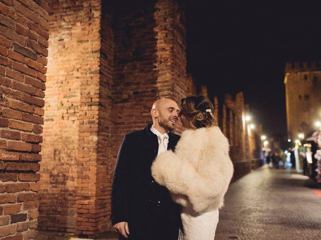 Il matrimonio di Marco e Martina a Verona, Verona 78