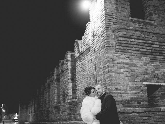 Il matrimonio di Marco e Martina a Verona, Verona 80