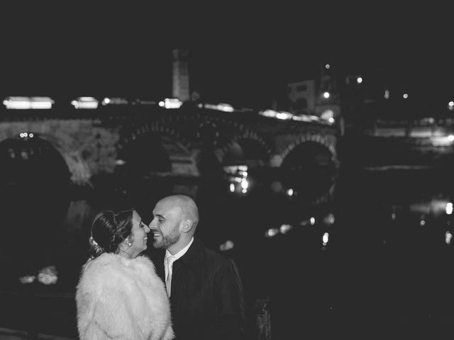 Il matrimonio di Marco e Martina a Verona, Verona 81