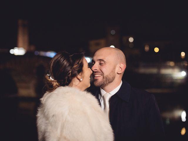Il matrimonio di Marco e Martina a Verona, Verona 82