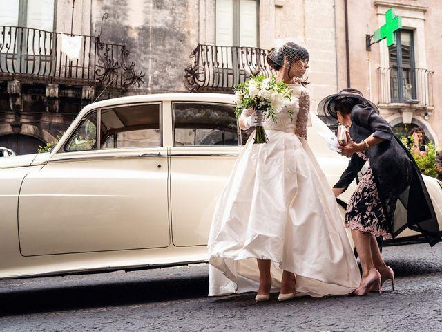 Il matrimonio di Stefano e Ketty a Acireale, Catania 11