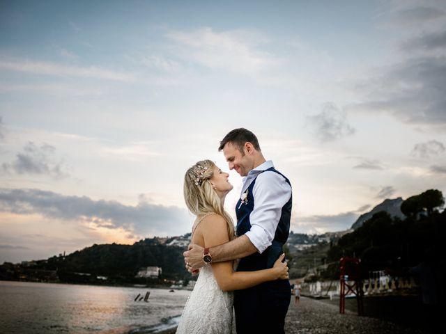Le nozze di Stella e Dave