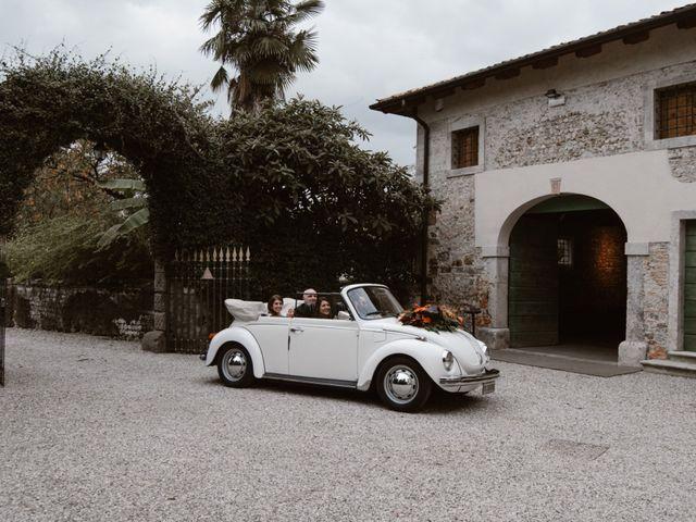 Il matrimonio di Andrea e Sara a Trivignano Udinese, Udine 2