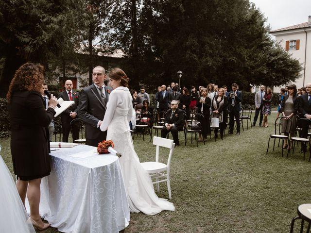 Il matrimonio di Andrea e Sara a Trivignano Udinese, Udine 6