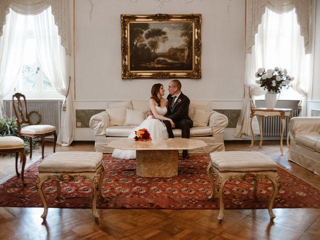 Il matrimonio di Andrea e Sara a Trivignano Udinese, Udine 13
