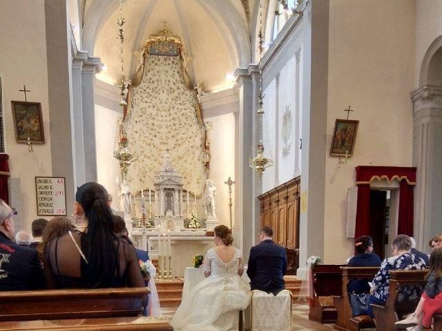 Il matrimonio di Matteo Rizzetto  e Jennifer a Chiarano, Treviso 4