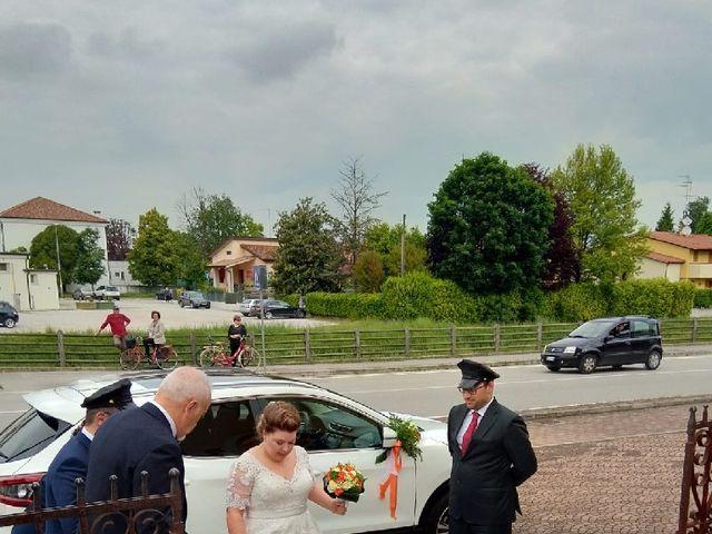 Il matrimonio di Matteo Rizzetto  e Jennifer a Chiarano, Treviso 5
