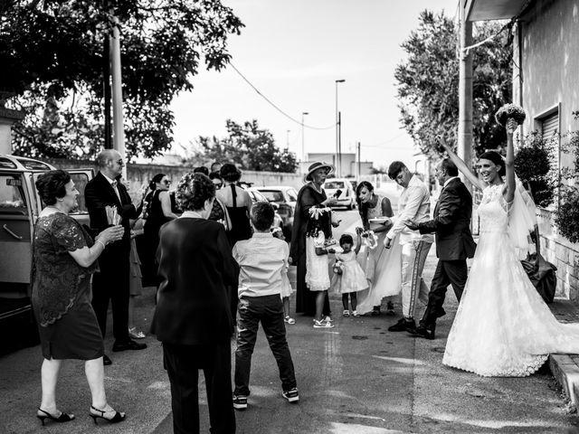 Il matrimonio di Katia e Andrea a Lecce, Lecce 17