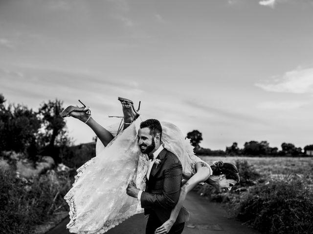 Il matrimonio di Katia e Andrea a Lecce, Lecce 35