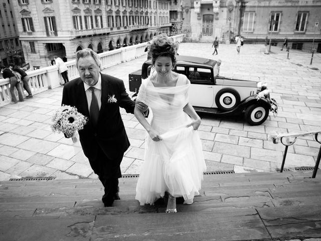 Il matrimonio di Matteo e Eugenia a Genova, Genova 28