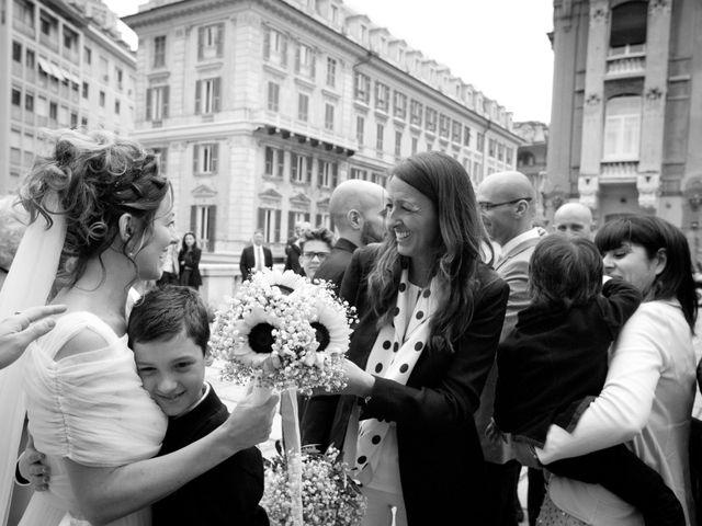 Il matrimonio di Matteo e Eugenia a Genova, Genova 47