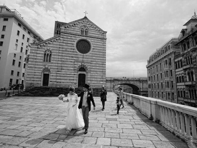 Il matrimonio di Matteo e Eugenia a Genova, Genova 50