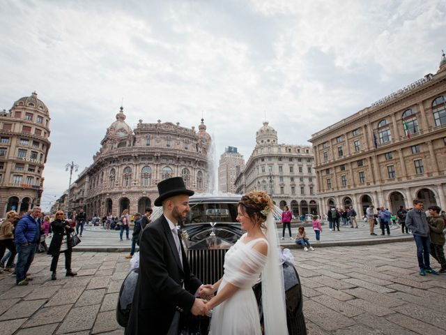 Il matrimonio di Matteo e Eugenia a Genova, Genova 53
