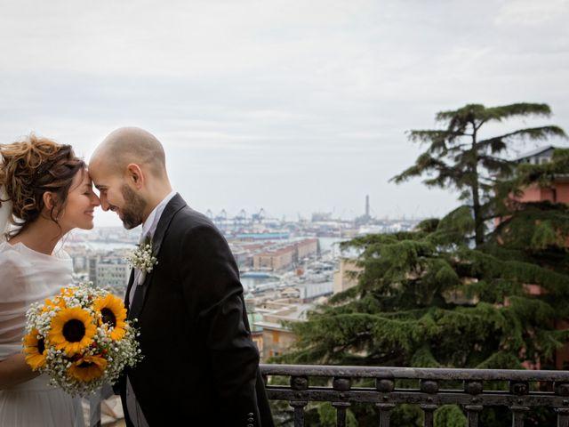 Il matrimonio di Matteo e Eugenia a Genova, Genova 54