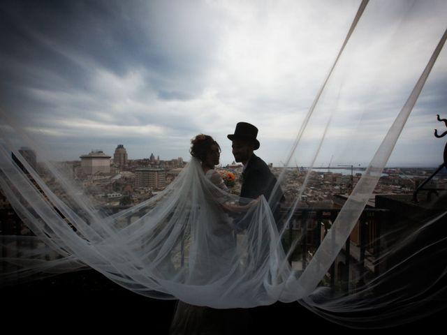 Il matrimonio di Matteo e Eugenia a Genova, Genova 57