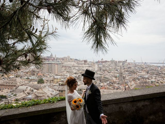 Il matrimonio di Matteo e Eugenia a Genova, Genova 59